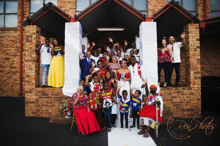 traditional south african wedding ceremony