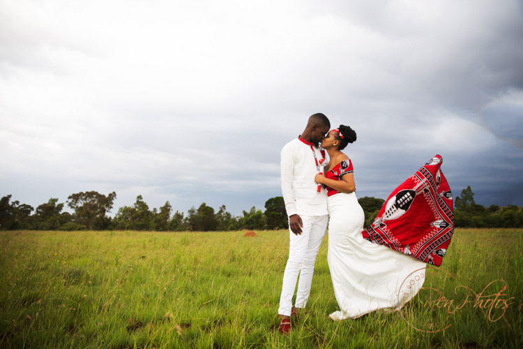 traditional south african wedding photography