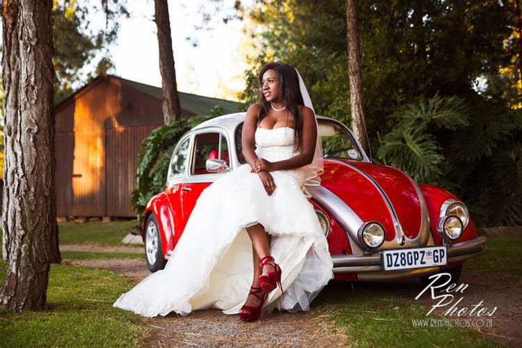 Forest walk wedding venue midrand